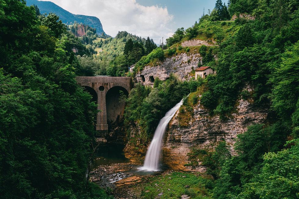 Cascata di Lamon
