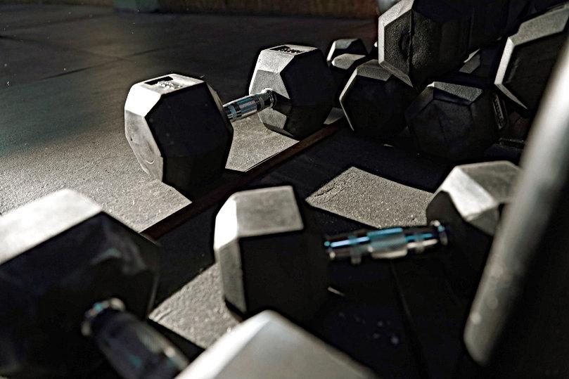 Équipements de gym