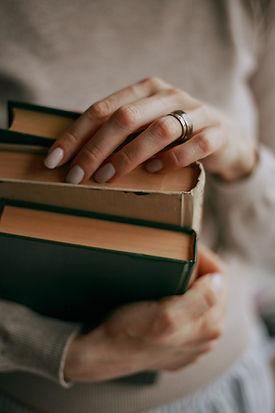 holde bøger