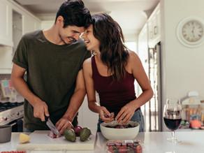 Les avantages à cuisiner en couple