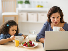 Balancing Work and Family as a Working Mom