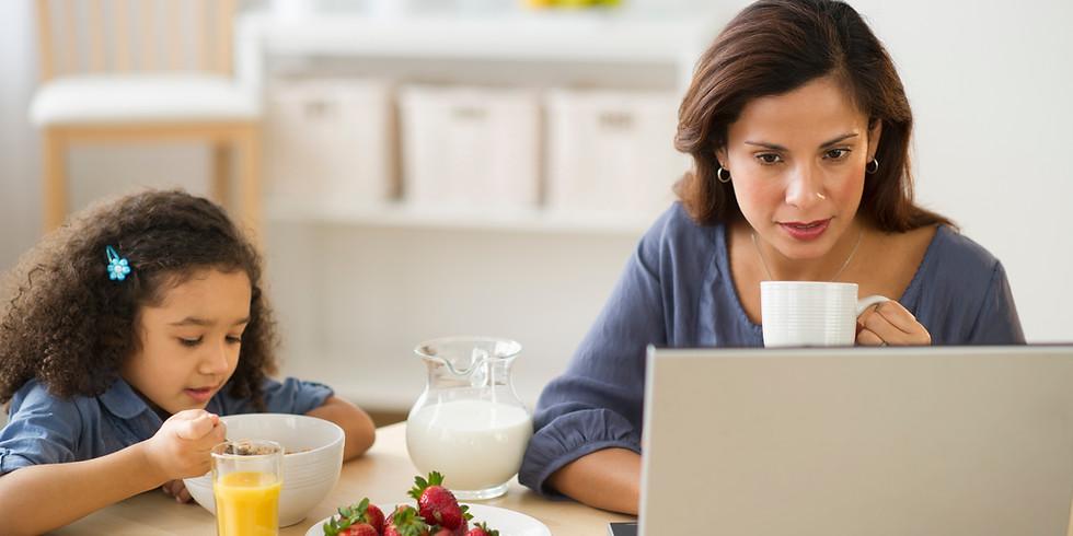 רבע שעה ביום | אתגר חינמי לאימהות עסוקות