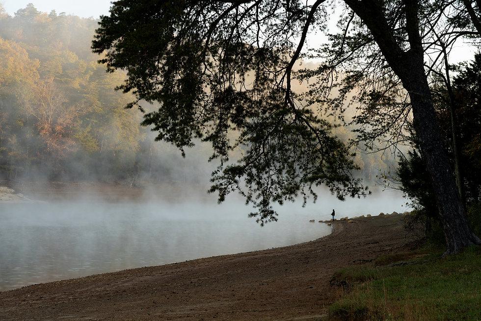 フォギー湖