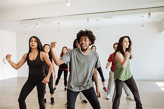 Group Zumba Workout