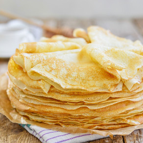 Crêpes senza glutine