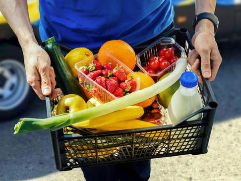 Community Food Tables: MPP Jill Andrew