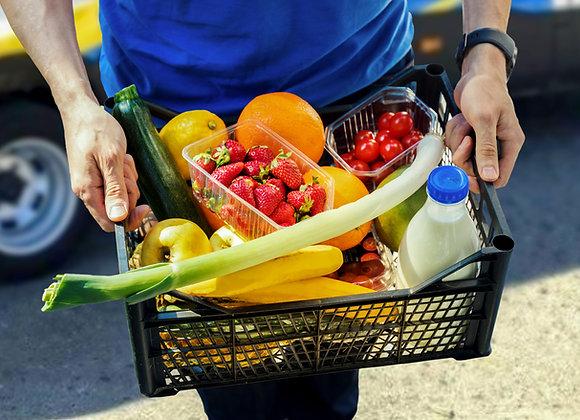 Служба доставки пиццы, суши, еды, цветов, воды | финансовая модель бизнес плана