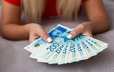 Billets en monnaie israélienne