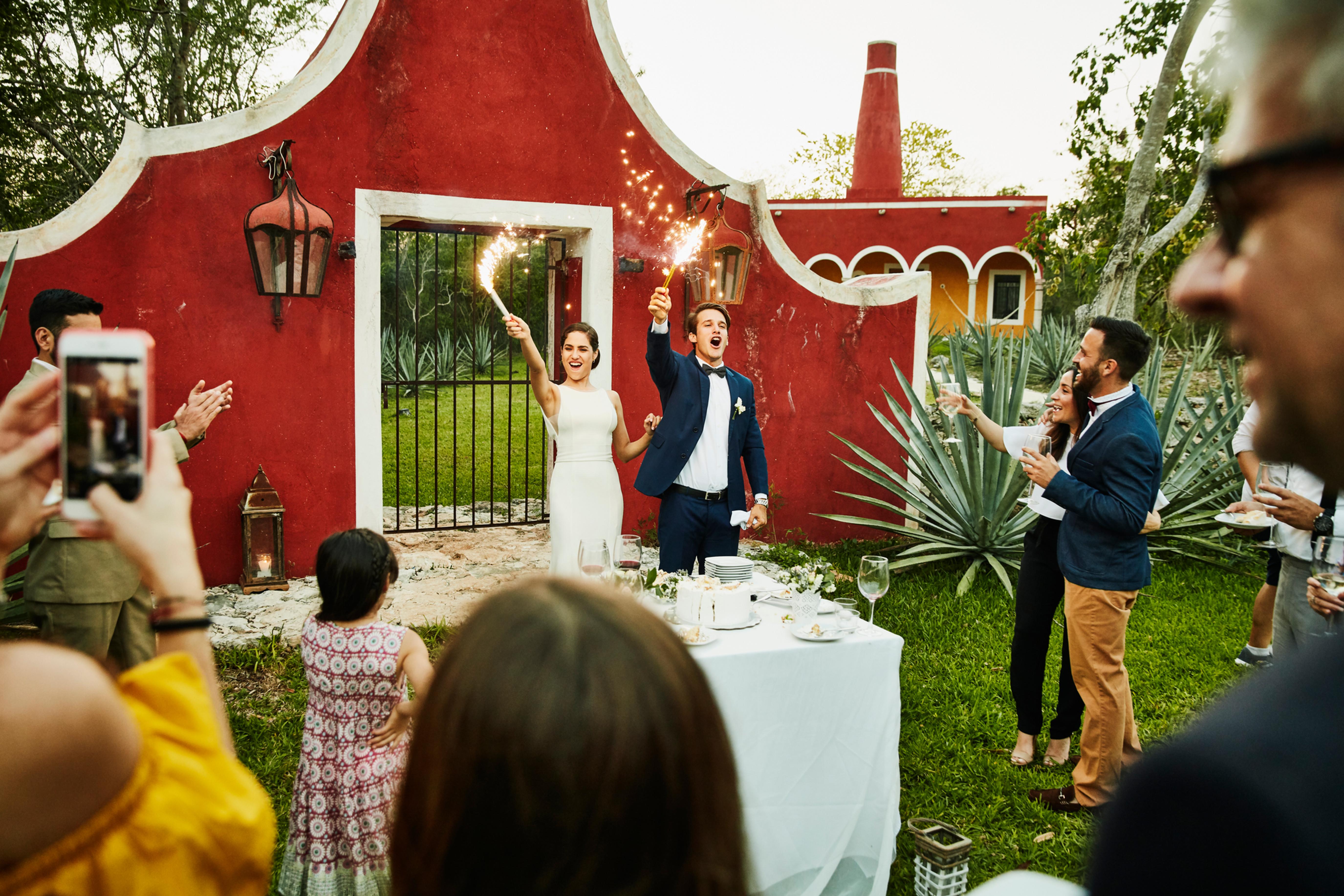 Cómo organizar una micro boda