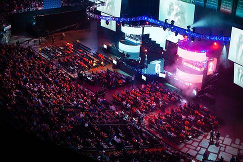 Convención de videojuegos