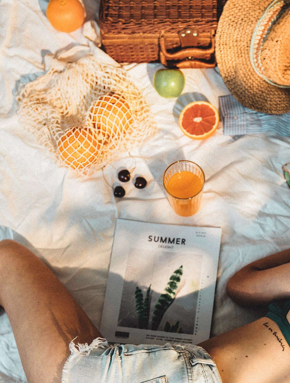 How to eat healthy on vacation without restricting yourself