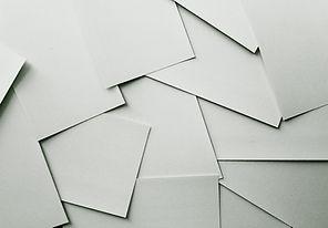 Boş kağıtlar