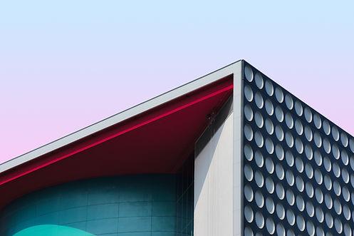 Fasáda budovy