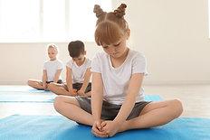 Yoga enfant 5 séances