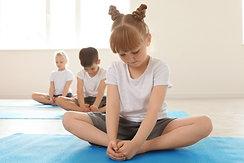Yoga enfant découverte