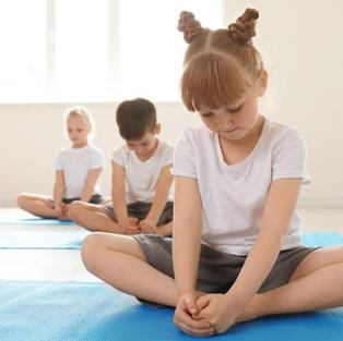 Yoga Kids- English