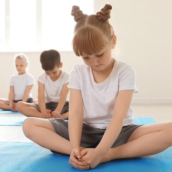 Stretch & Yoga Kids!