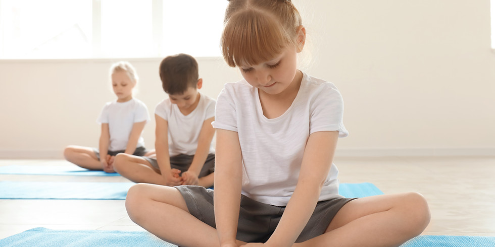 Sesiune Yoga si Mindfulness 7-12 ani