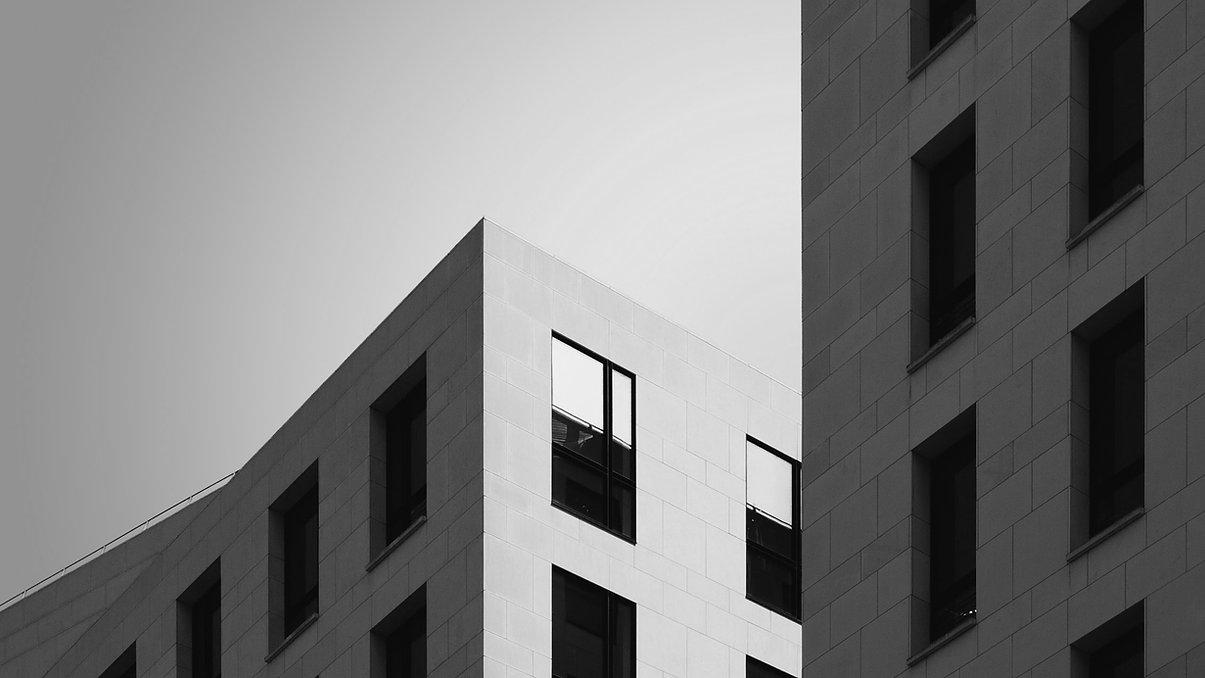 beton budynek