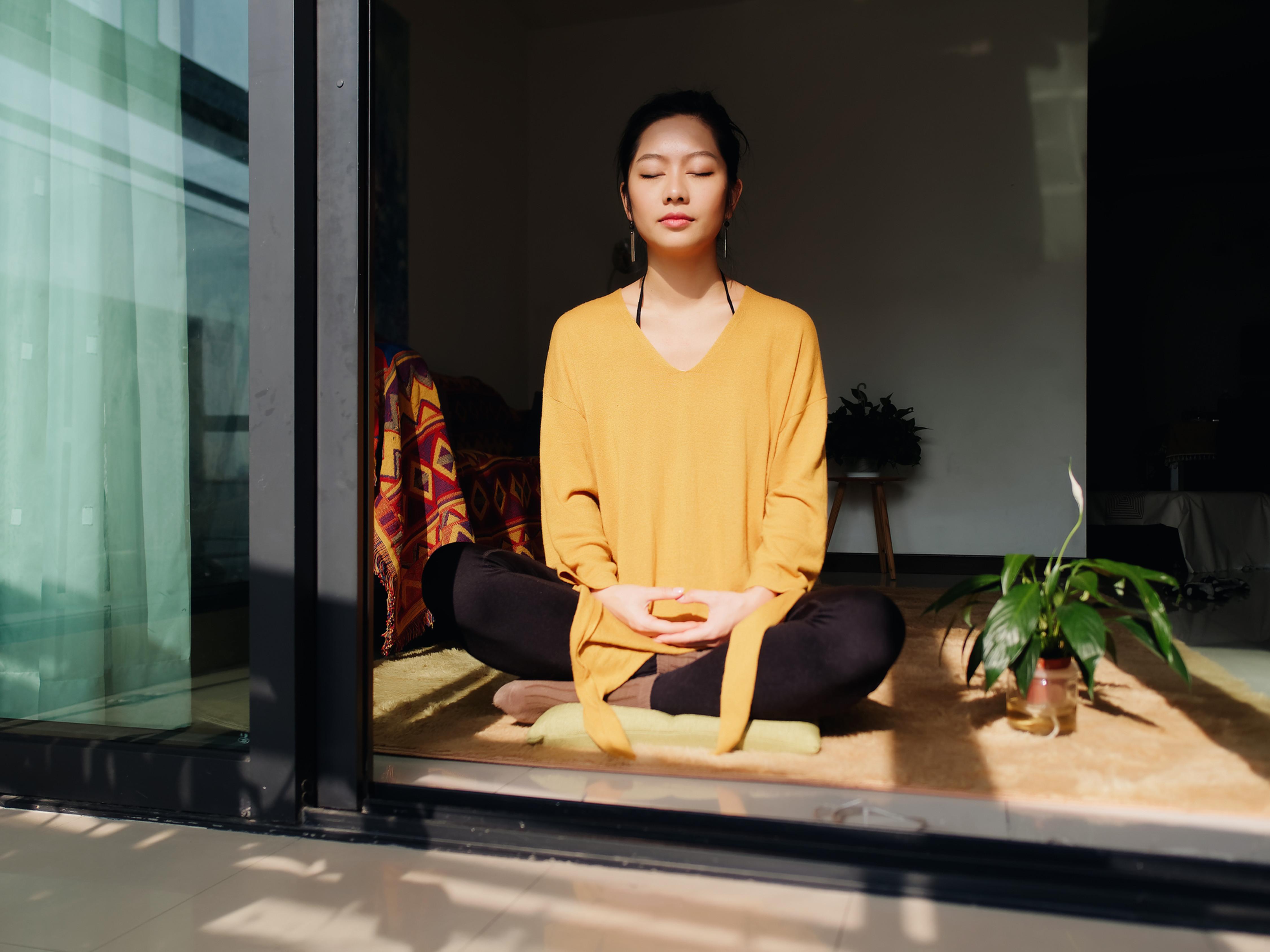 Develop an Advanced Meditation practice