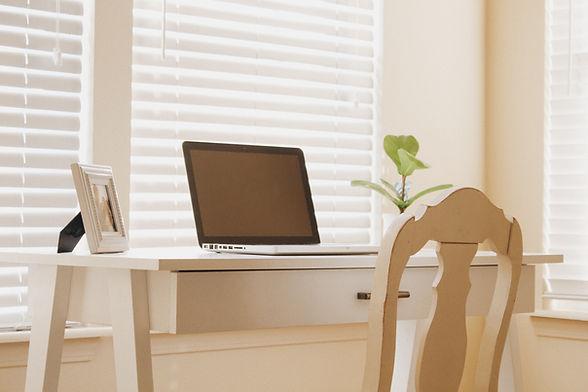 Laptop thuis