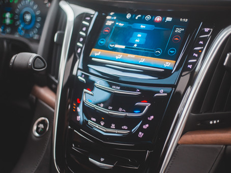 Touchscreens Underperforming & Dangerous Solutions for Motorists