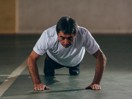 The Push-up Test: Upper Body Muscular Endurance