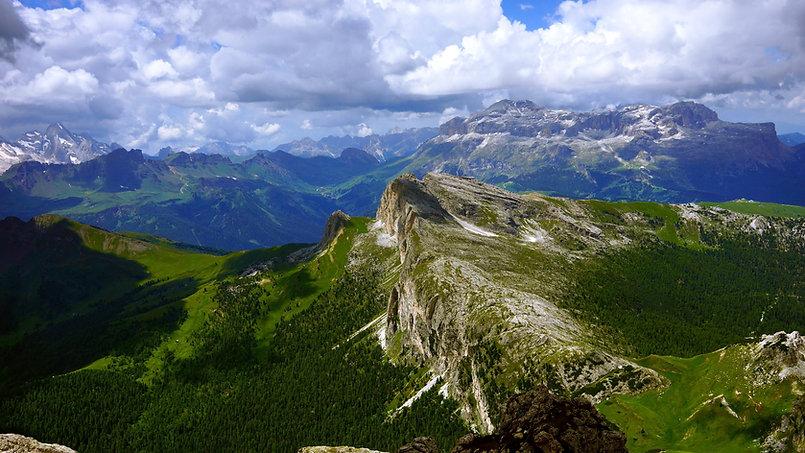 Mountaineous Landscape