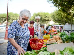 Be a Savvy Farmers Market Shopper
