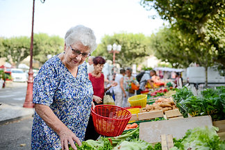 Farmer's Market Table - Single