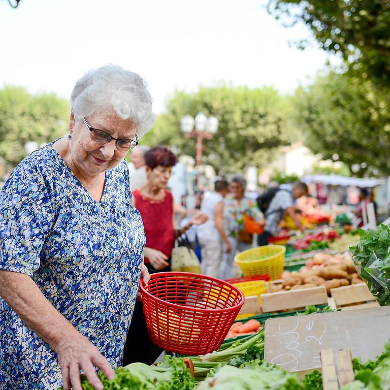 Waynesboro's Market at the Park