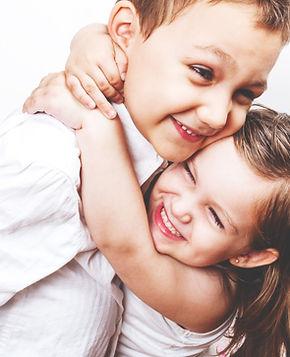 Cute Siblings