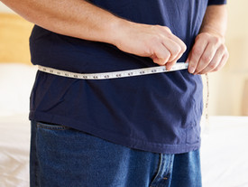 England: Hospital admissions for obesity increase of 23%