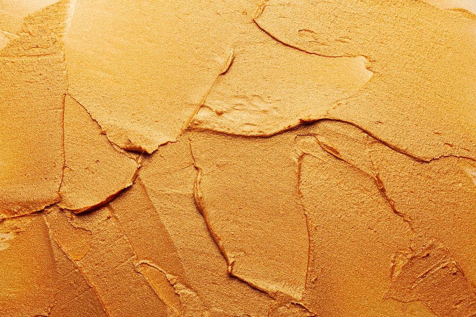 Gold Texture Smear