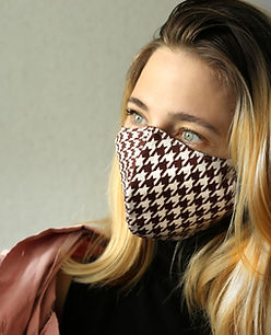 Checkered Mask