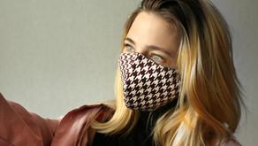 6 eye-catching designer face masks from luxury brands