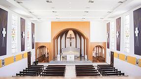 Minimalistische Kirche