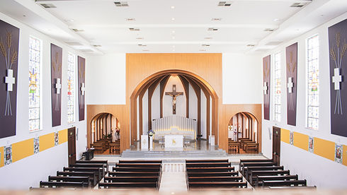 Minimalist Church