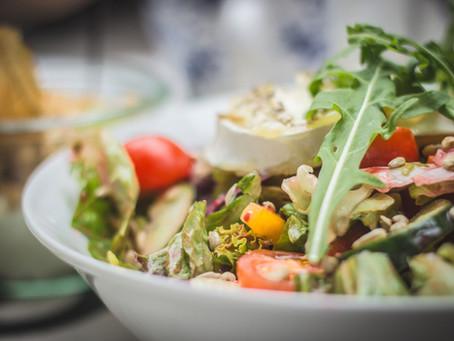 Abonnement de menus sains veggie + astuces santé