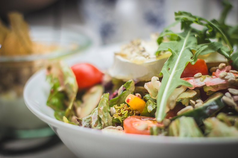 Salade fraîche