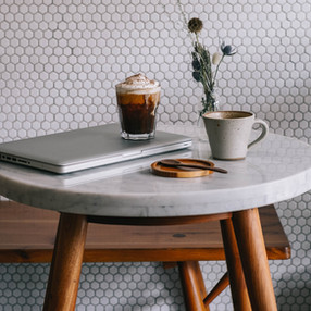 Ch. 1 - The Awkwardness of a Coffee Shop