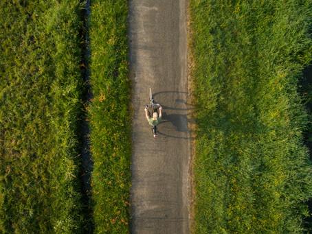 Raznolike kolesarske poti vabijo
