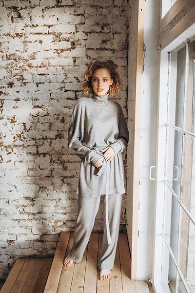 Loungewear Model