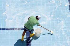 pool-scrub