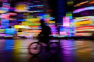 Balade à vélo de nuit