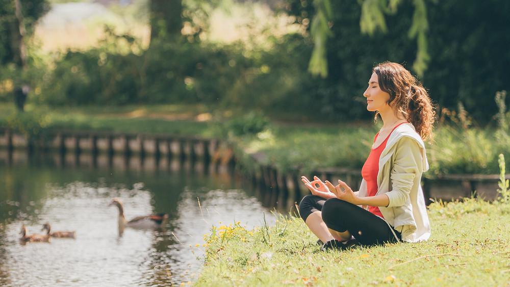ヨガ・瞑想