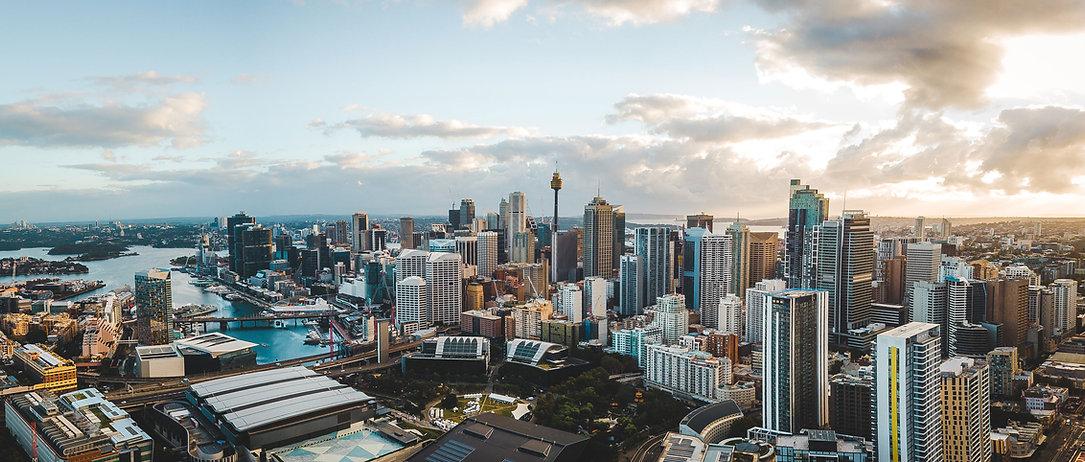 Sidney Cityscape