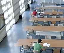 Hall d'étude