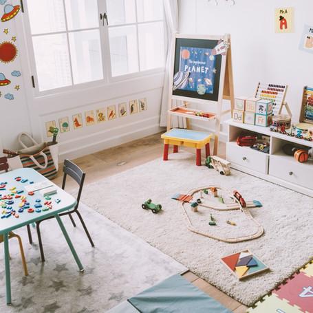Nursery & School Cleaning