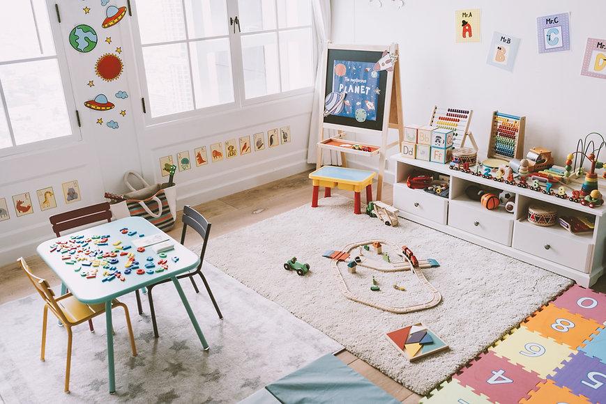幼稚園教室